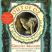 Out of Oz by  Gregory Maguire audiobook