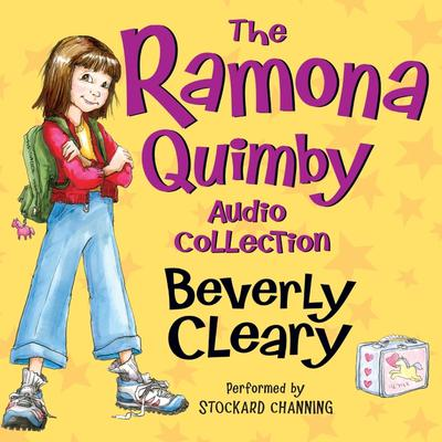 The Ramona Quimby Audio Collection by Beverly Cleary audiobook