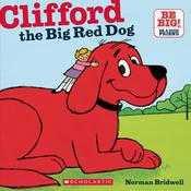 Clifford the Big Red Dog by  Norman Bridwell audiobook