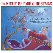 The Night Before Christmas by  Clement Clarke Moore audiobook