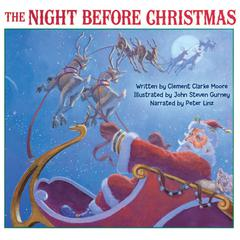 The Night Before Christmas by Clement C. Moore audiobook