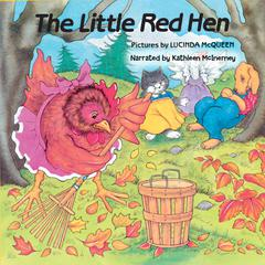 The Little Red Hen by Lucinda McQueen audiobook