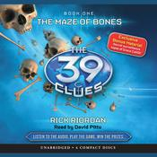 The Maze of Bones by  Rick Riordan audiobook