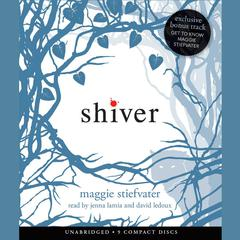 Shiver by Maggie Stiefvater audiobook