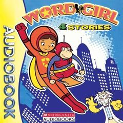 The Adventures of WordGirl Collection by Annie Auerbach audiobook