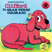 Clifford the Big Red Dog (Spanish) by  Norman Bridwell audiobook