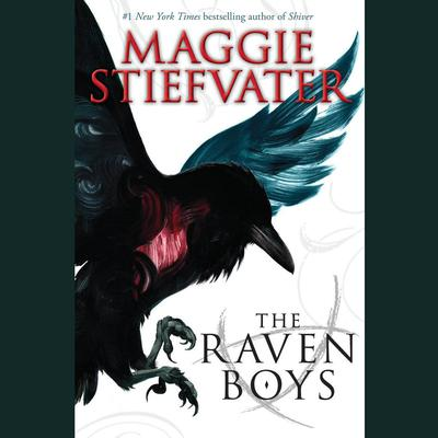 The Raven Boys by Maggie Stiefvater audiobook