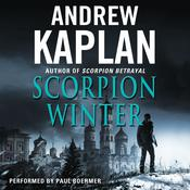 Scorpion Winter by  Andrew Kaplan audiobook
