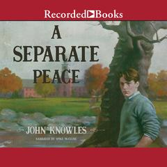 A Separate Peace by John Knowles audiobook