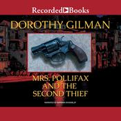 Mrs. Pollifax and the Second Thief by  Dorothy Gilman audiobook