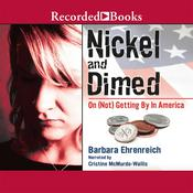 Nickel and Dimed by  Barbara Ehrenreich audiobook