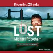 Lost by  Michael Robotham audiobook