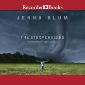The Stormchasers by  Jenna Blum audiobook