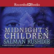 Midnight's Children by  Salman Rushdie audiobook