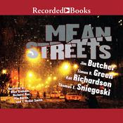 Mean Streets by  Kat Richardson audiobook