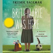 Britt-Marie Was Here by  Fredrik Backman audiobook