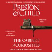 The Cabinet of Curiosities by  Lincoln Child audiobook