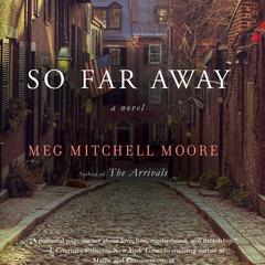 So Far Away by Meg Mitchell Moore audiobook