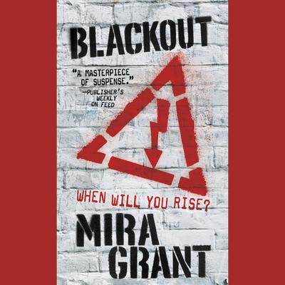 Blackout by Seanan McGuire audiobook