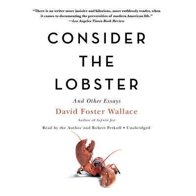 consider the lobster d