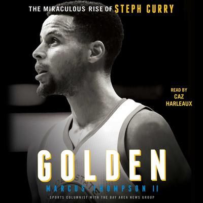 Golden by Marcus Thompson audiobook