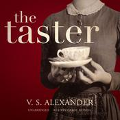 The Taster  by  V. S. Alexander audiobook