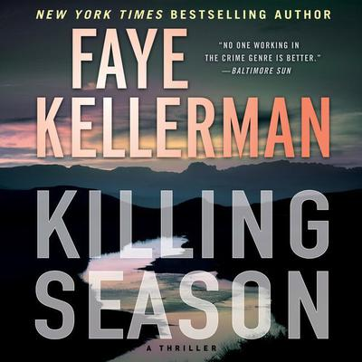 Killing Season by Faye Kellerman audiobook