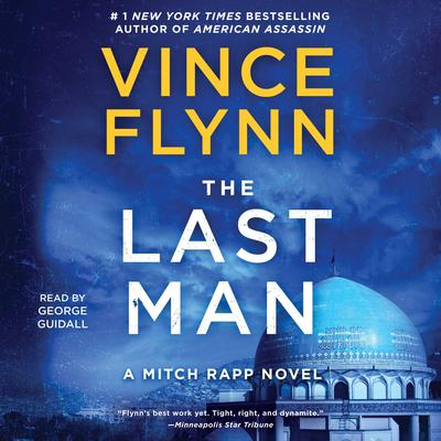 The Last Man by Vince Flynn audiobook