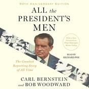 All the President's Men by  Bob Woodward audiobook