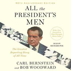 All the President's Men by Carl Bernstein audiobook