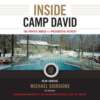 Inside Camp David by Michael Giorgione audiobook