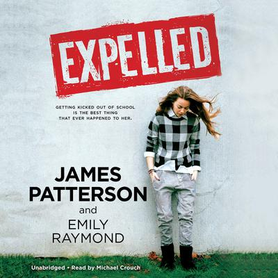 Expelled by James Patterson audiobook