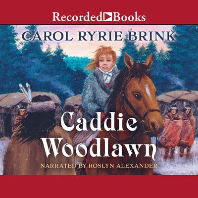 Caddie Woodlawn by Carol Ryrie Brink audiobook