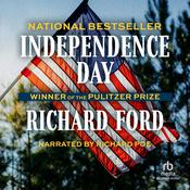 Independence Day by  Richard Ford audiobook