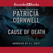 Cause of Death by  Patricia Cornwell audiobook