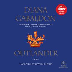 Outlander by Diana Gabaldon audiobook