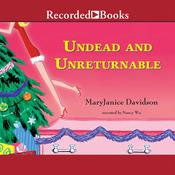 Undead and Unreturnable by  MaryJanice Davidson audiobook