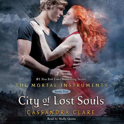 City of Lost Souls by Cassandra Clare audiobook