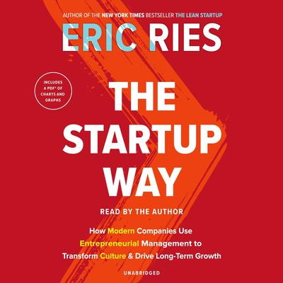 The Startup Way by Eric Ries audiobook
