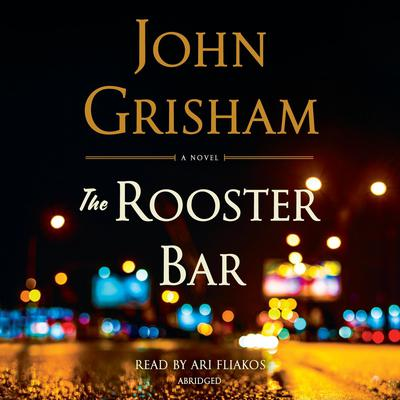 The Rooster Bar by John Grisham audiobook