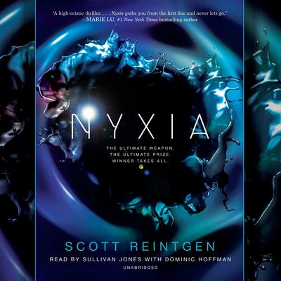 Nyxia by Scott Reintgen audiobook