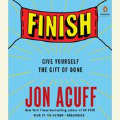 Finish by  Jon Acuff audiobook