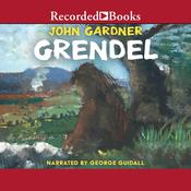 Grendel by  John Gardner audiobook