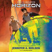 Deadzone by  Jennifer A. Nielsen audiobook