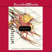 Rant by  Chuck Palahniuk audiobook