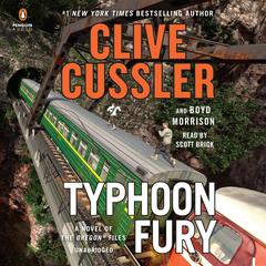 Typhoon Fury by Clive Cussler, Boyd Morrison