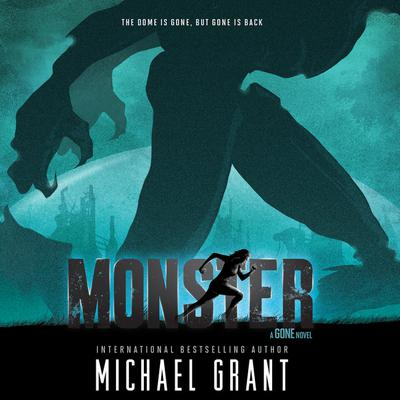 Monster by Michael Grant audiobook