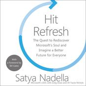 Hit Refresh by  Greg Shaw audiobook