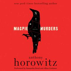 Magpie Murders by Anthony Horowitz audiobook