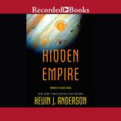 Hidden Empire by  Kevin J. Anderson audiobook